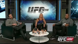 Repeat youtube video UFC Now Ep. 209: Top 5 Weirdest Moments