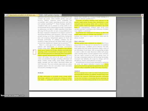 critical appraisal quantitative research paper Critical appraisal form for quantitative study reference: study purpose: was the purpose stated clearly ___ yes ___ no outline the purpose of the study (ie, study.