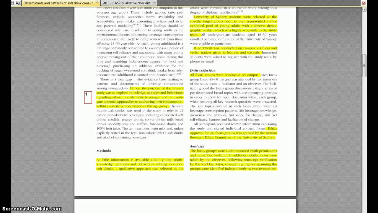 Examples Of Critical Appraisal Essays Critical Appraisal Of A Qualitative Study