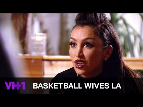 Angel Brinks Tries to Settle Things With Malaysia Pargo | Basketball Wives LA