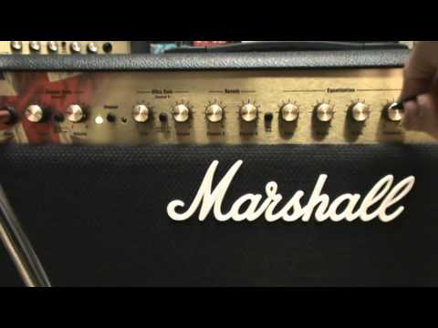marshall 1923c 85th anniversary combo guitar amp classic gain clean and crunch sound youtube. Black Bedroom Furniture Sets. Home Design Ideas