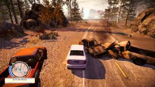 State of decay gameplay #1 (Camping done right)