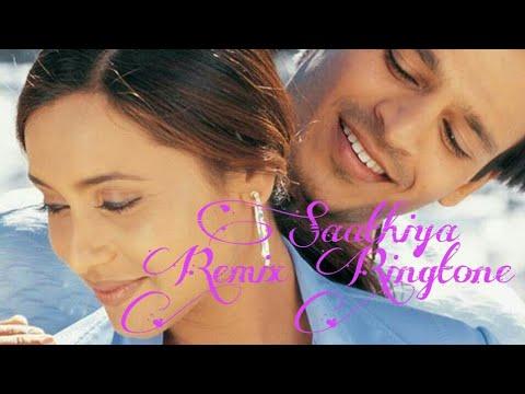 Saathiya Remix Ringtone