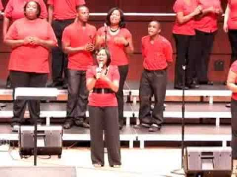 I JUST CAN'T WAIT - UAB Gospel Choir, Summer Youth Workshop Choir
