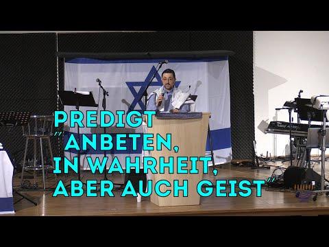 """Beit Hesed. Predigt """"Anbeten, in Wahrheit, aber auch Geist"""". 25.01.2020"""