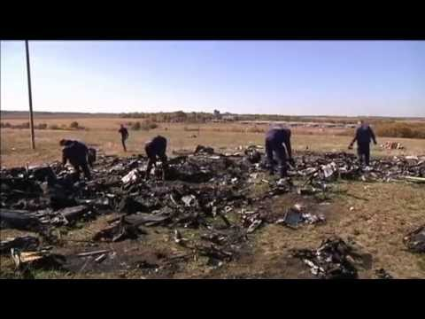 'Missile Fragments' Found in MH17 Victim Bodies: Boeing crash investigation continues
