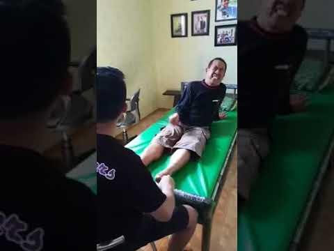 Video penyebab syaraf tangan terjepit