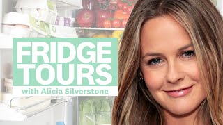 Alicia Silverstone Would Never Eat Meat. As If! | Fridge Tours | Women's Health