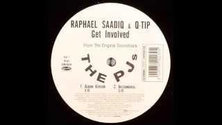 Raphael Saadiq & Q-Tip - Get Involved (Instrumental)