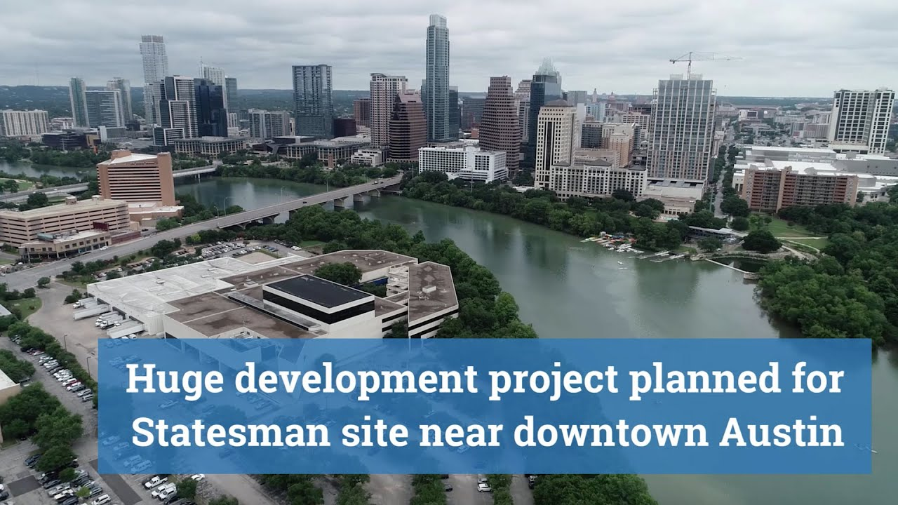Huge project planned for Statesman site - News - Austin