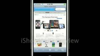 how to save an image from safari iphone and ipod touch