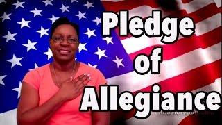 Preschool Pledge of Allegiance - LittleStoryBug