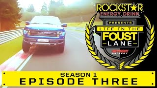 Life in The Foust Lane: Episode 3 -- Lydden Hill