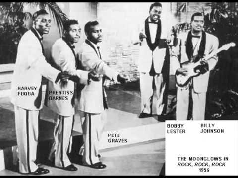 When I'm With You-The Moonglows Live 1956