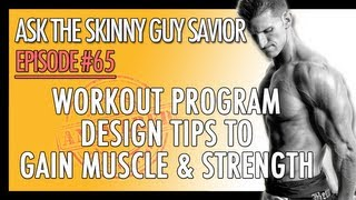 Workout Program Design Tips: How To Make A Workout Program To Build Muscle