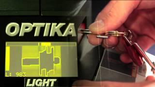Optika Light Silca - Key Reader Device