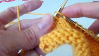 HKW ~ Hide Knit Wrap