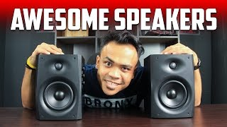 This Speaker Will Blow Your Mind - HiVi Swans D1080-IV Speakers