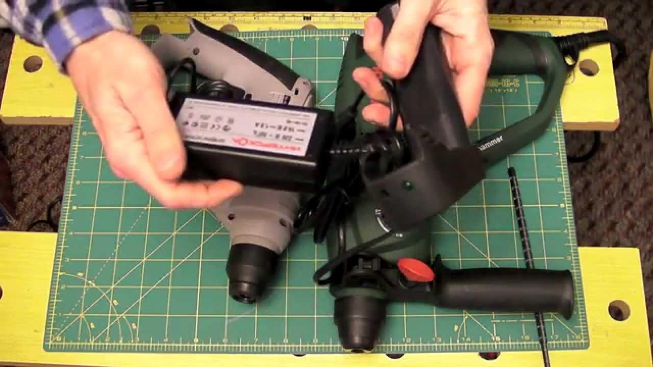 Ремонт перфоратора Bosch GBH2-26 - YouTube
