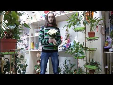 Букет невесты в светлых тонах - sendflowers.by, teleflora.by