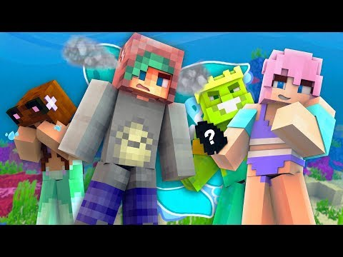 LIZZIE AND JOEL SCAMMED US! - Minecraft The Deep End SMP - Ep.10