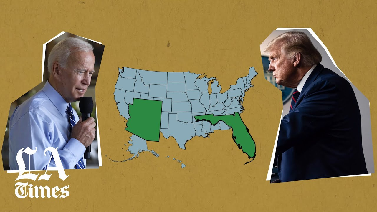 Campaigning in Spanish: Biden and Trump drop millions in ads to reach Latinos