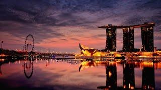 Визитные карточки Сингапура