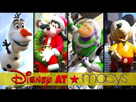 Top 10 Disney Balloons at the Macy