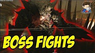 Rainbow Six Siege Outbreak BOSS FIGHTS Smashers Apex Rooters Breachers Grunts R6 Operation Chimera