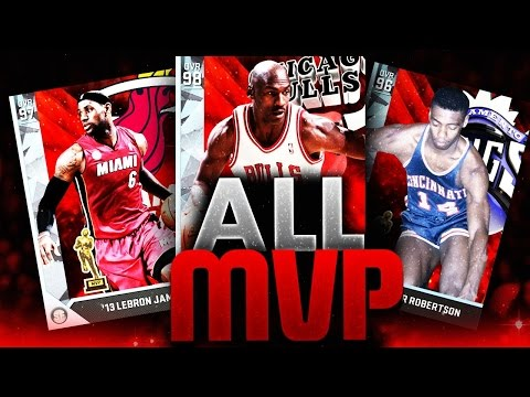 ALL MVP LINEUP! NBA 2K16 MyTEAM GAMEPLAY! INSANE TEAM!