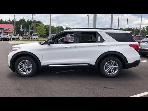 2020 Ford Explorer Statesboro, Metter, Augusta, Dublin, Claxton, GA SE0000