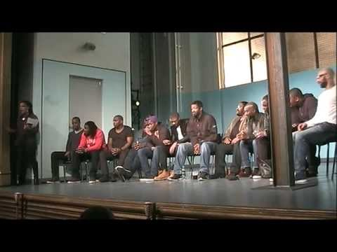 Kingston 14: Post  Discussion with Roy Williams, Clint Dyer and Cast