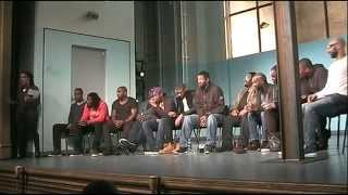 Kingston 14: Post Show Discussion with Roy Williams, Clint Dyer and Cast