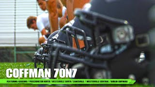 HS Football: Coffman 7-on-7 Passing Tournament (7/25/14)