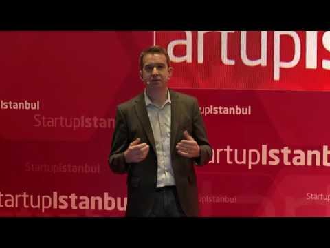 Mark Little -  Twitter VP Europe - Startup Istanbul 2016