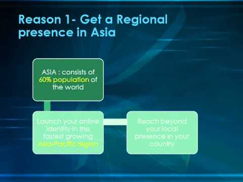 5 Top Reasons Why You should Register .Asia