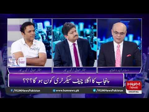 Hamid Mir analyzes Brigadier (r) Ijaz Shah's appointment as Interior Minister