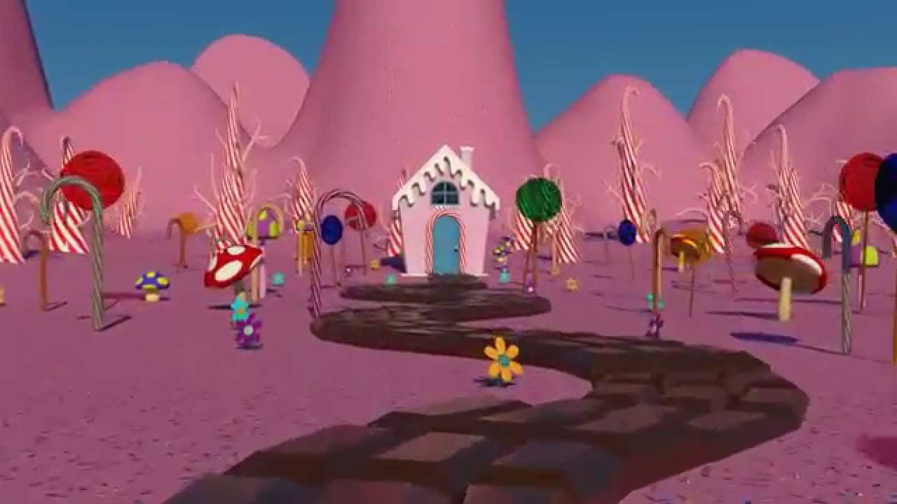 Ritorno a candyland 5