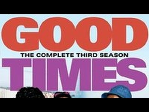 Good Times  S03E01 - A Real Cool Job
