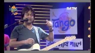 """""""TANGO"""" Orange Present """"Anondo Mati_Gane"""" - SATV LIVE SHOW- Souls Band."""