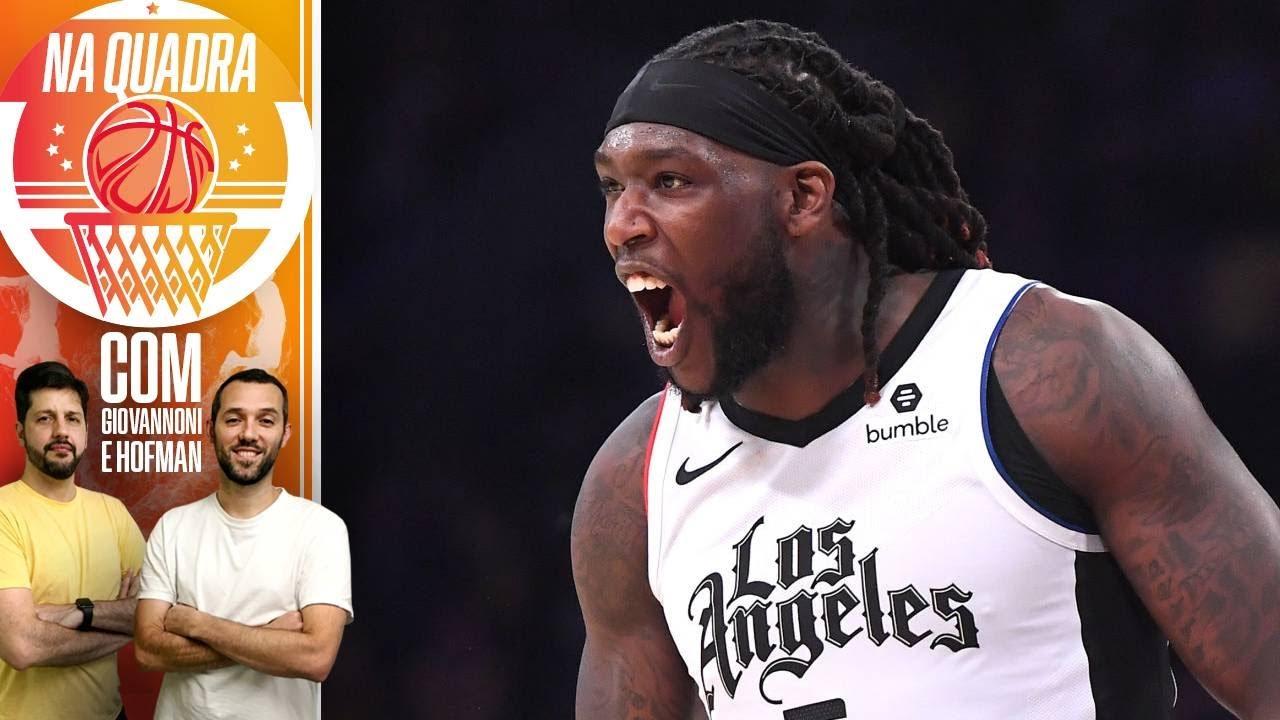 Na Quadra de Casa! – Lakers ainda mais favoritos ao título? Tudo sobre as contratações da NBA