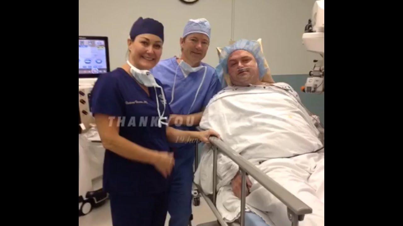 Rand Paul Performs Pro Bono Eye Surgery