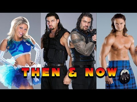 WWE Superstars | Then And NOW