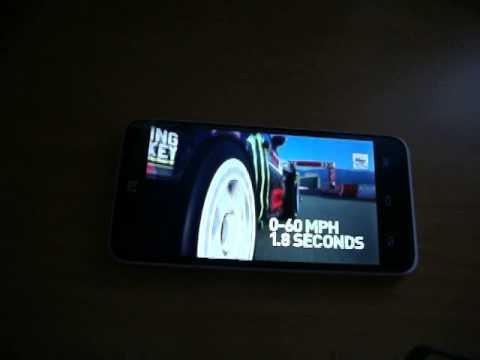 Test Sound and Video ZTE Grand S Flex
