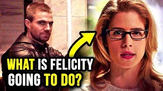 Team ARROW! Will Oliver and Emiko Fight Together? - Arrow 7x14 Trailer Breakdown