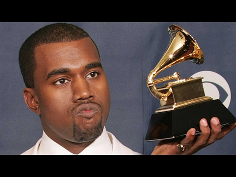 Kanye West's Complicated History With The GRAMMY Awards Explained