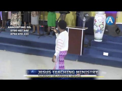 Jesus Teaching Ministry Kenya JTM Live Stream
