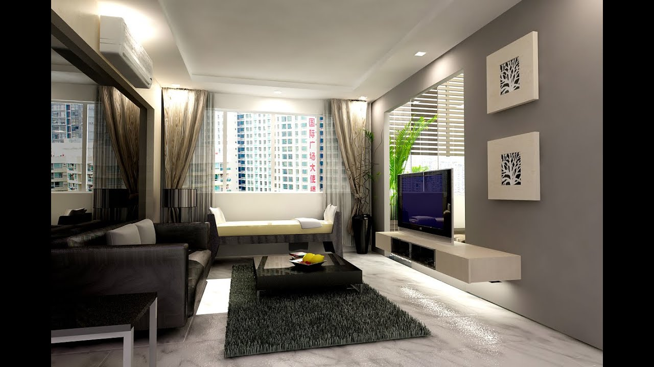 Interior Design ideas for Small house apartment in Low ...