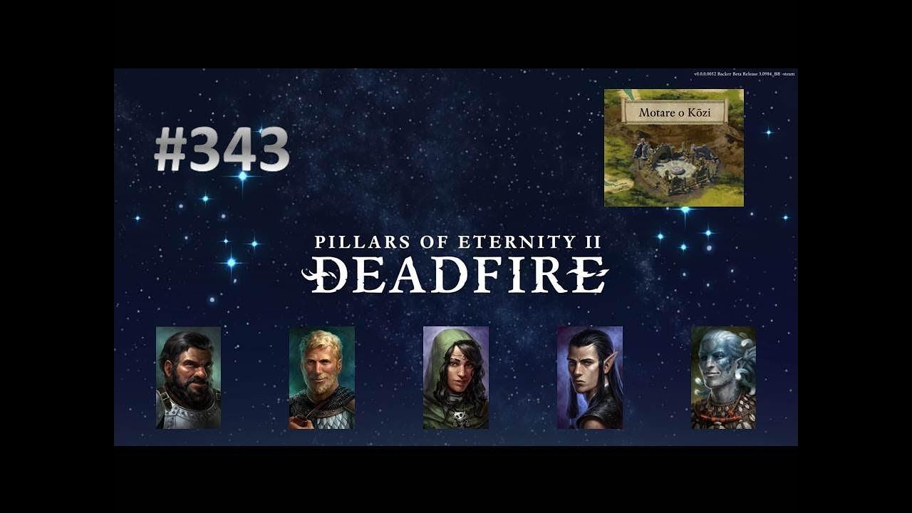 Pillars Of Eternity Karte.Let S Play Pillars Of Eternity 2 Deadfire 343 Die Goldene Karte Deutsch Blind