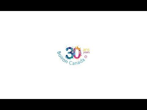 Boiron Canada - 30th Anniversary